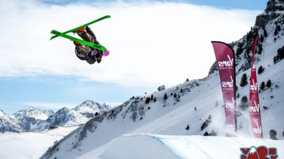 SFR Freestyle Tour Ski