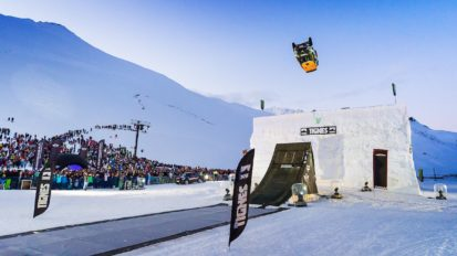 Back flip Mini Guerlain Chicherit – Tignes (73)